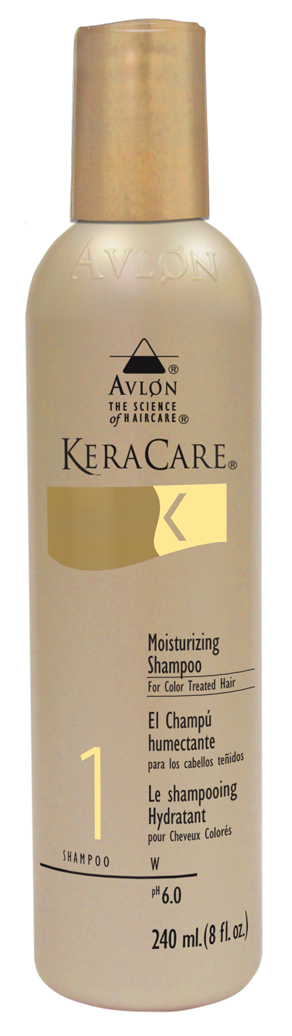 KeraCare® Moisturizing Shampoo for Color treated hair