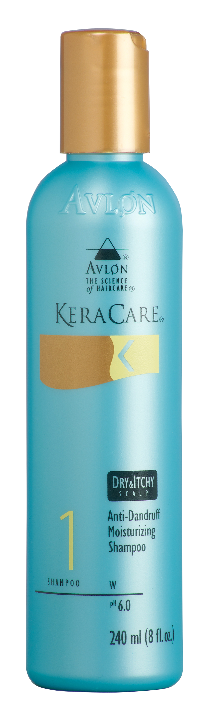 KeraCare Dry& Itchy Anti- Dandruff Moisturizing Shampoo