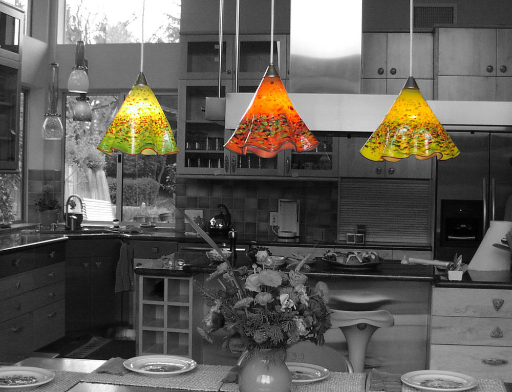 Residential Pendant Lighting