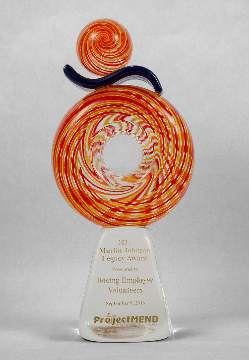 Custom Award with Engraving