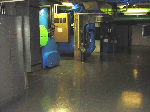Chillers: The Mechanical Room After All Construction