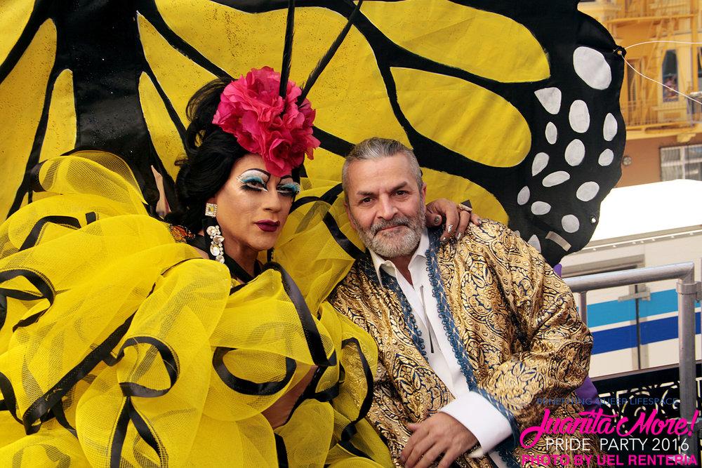 Uel Renteria / JM! Pride Images 2016
