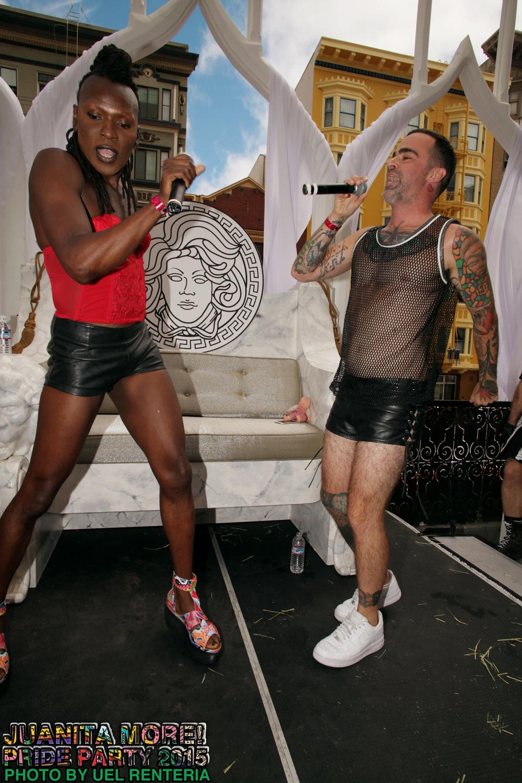 Uel Renteria Images / JM! Pride 2015