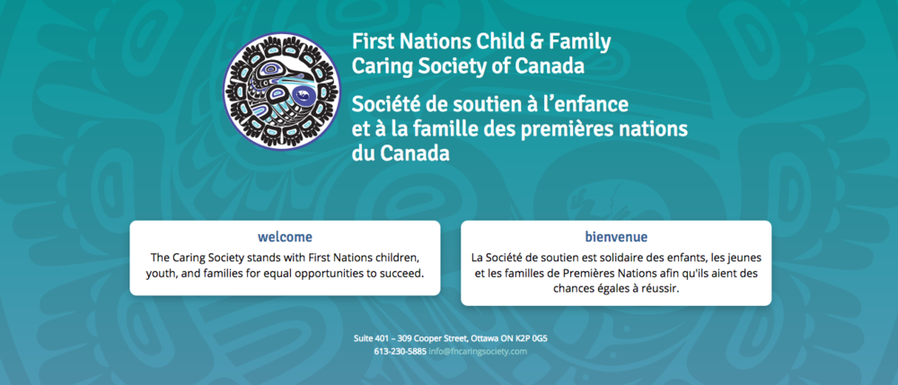 First Nations Caring Society -