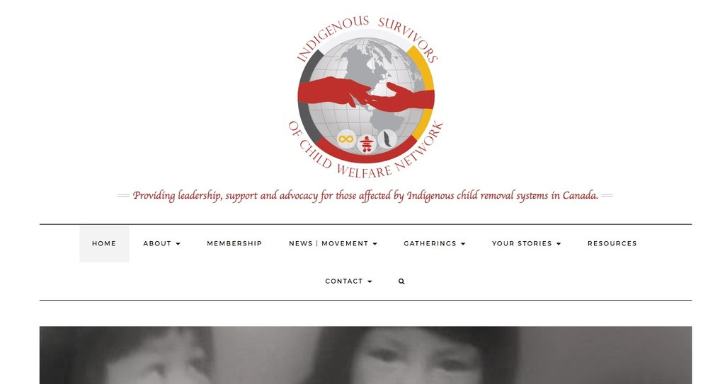 National Indigenous Survivors of Child Welfare Network - Register for the September 2017 Gathering!