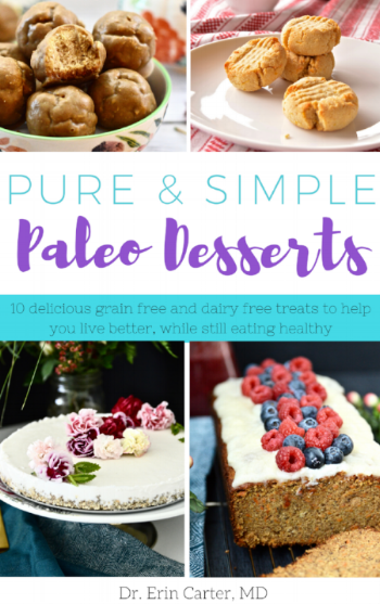 Pure and Simple Paleo Desserts
