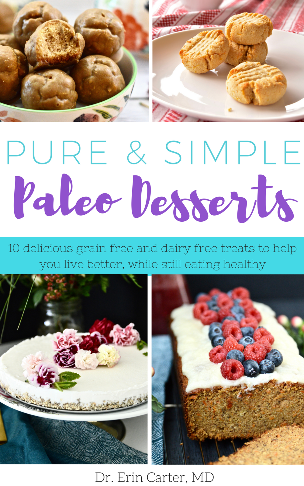 Free Paleo Desserts Recipe Book