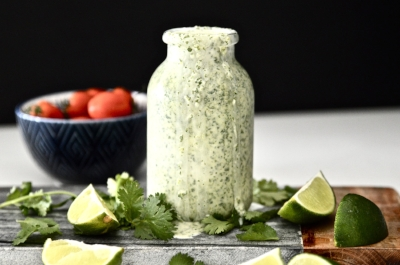 Whole 30 Cilantro Lime Dressing