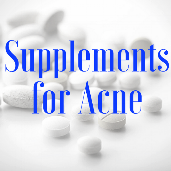 If you are looking for supplements for acne these are what have helped me heal mine. Everyone is different when it comes to the causes of acne, but proper nutrition and vitamin support is key in helping heal your skin. That is why I recommend a few different supplements for acne. Keep reading to learn about the acne supplements that may help you heal your skin as well.
