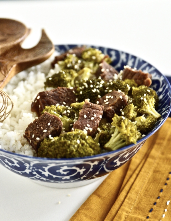 This Paleo Beef and Broccoli is so easy to make because it is all done in the slow cooker! Paleo Beef and Broccoli is bursting with flavour and will have you coming back for seconds and maybe even thirds. Add this Paleo Beef and Broccoli to your weekly meal plan and you will not be disappointed.