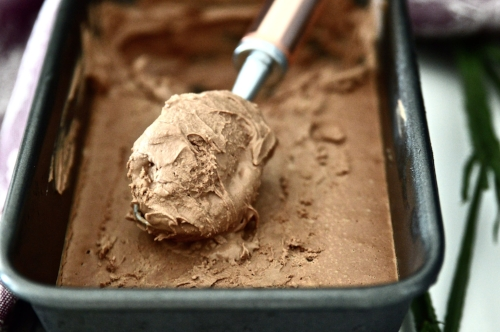 Paleo Chocolate Ice Cream