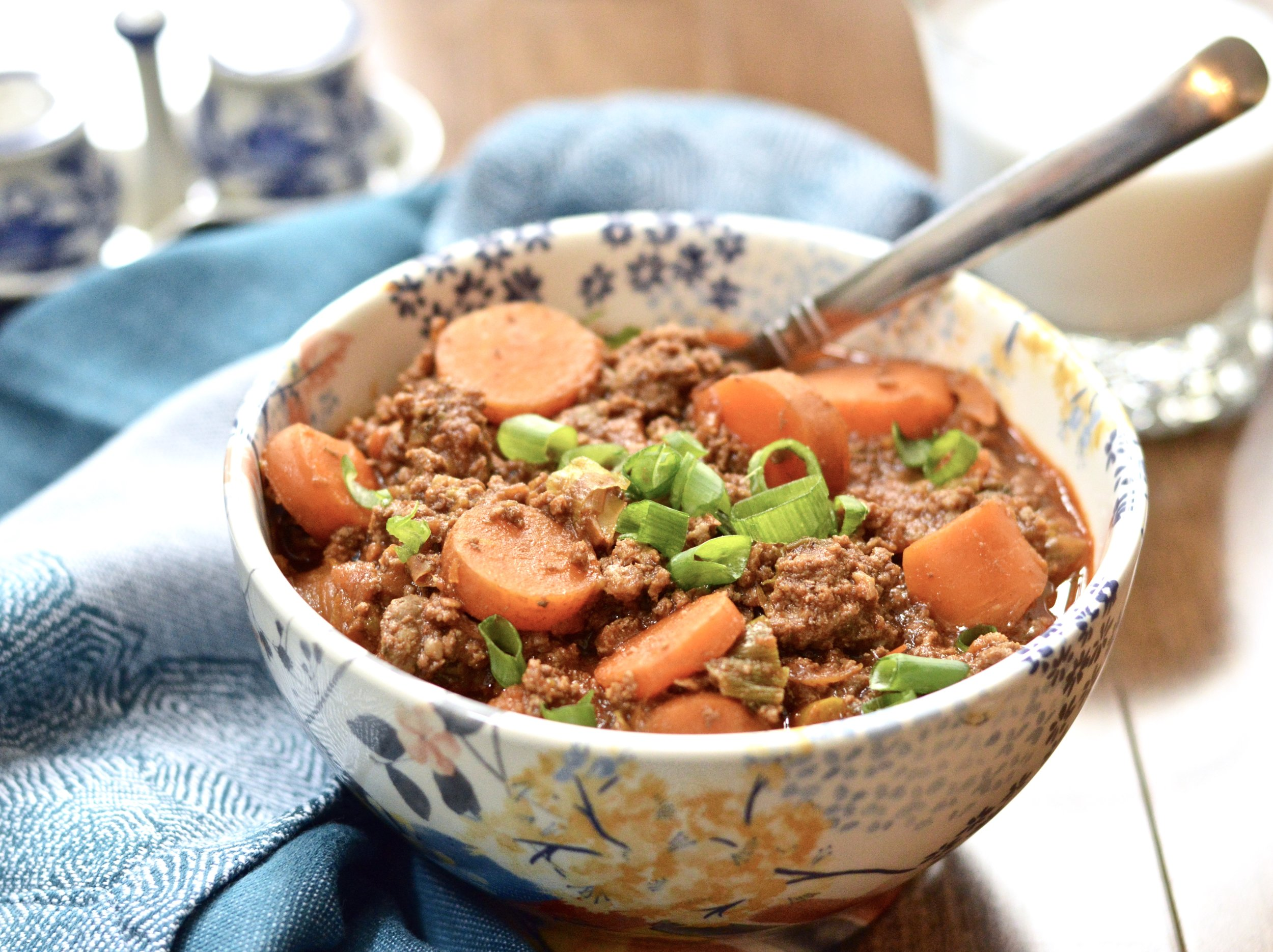 Texas Slow Cooker Beef Chili