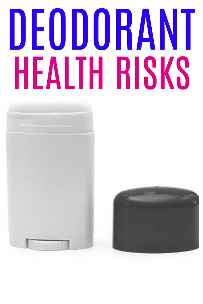 Did you know there are a lot of deodorant health risks? Some of the deodorant health risks include cancer, hormone imbalances, allergies and skin irritation, airway problems, neurological problems and even more. Read on to learn more about deodorant health risks and how to avoid them.  #natural #naturalremedies #cleanbeauty