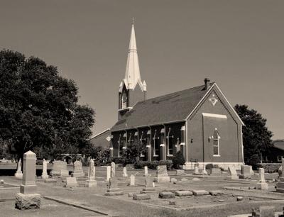 Palm valley lutheran church in round rock, texas.
