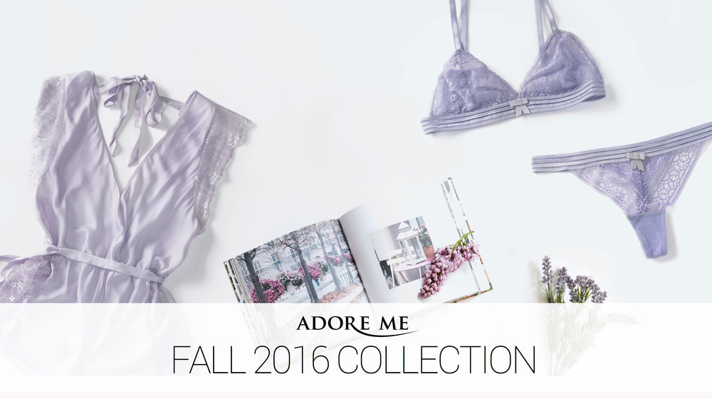 Adore Me Fall 2016 Collection