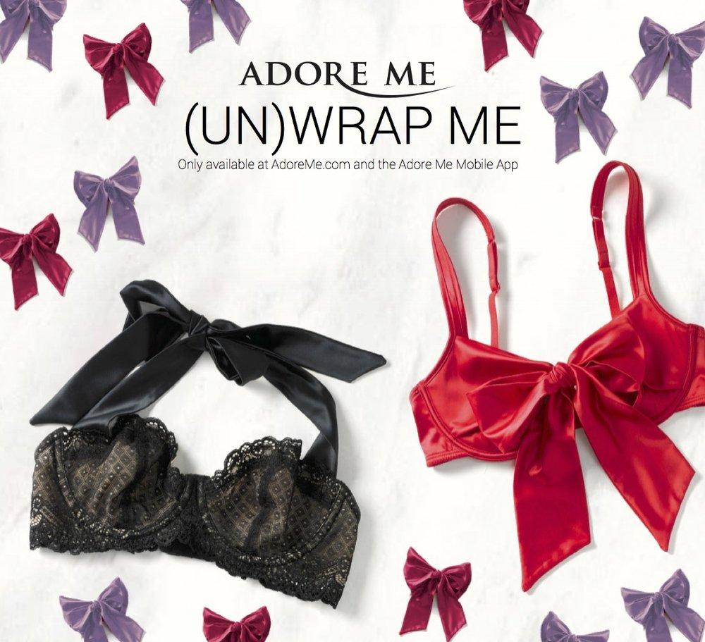 Adore Me Trend: Unwrap Me