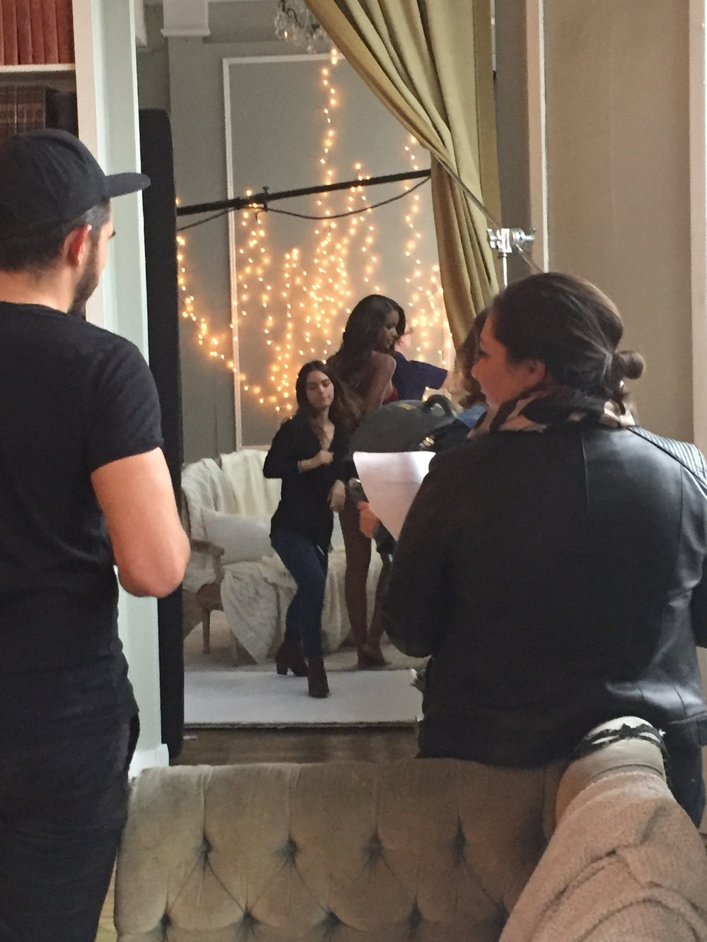 Adore Me BTS Holiday 2016 10