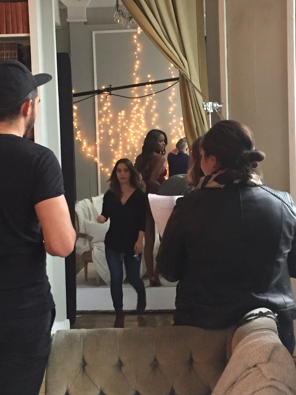 Adore Me BTS Holiday 2016 11
