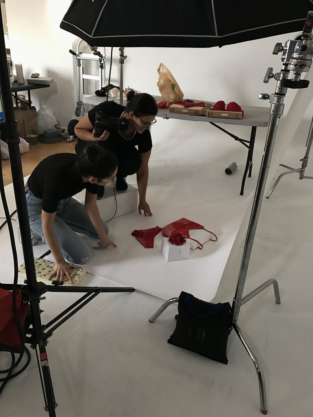 Adore Me BTS Holiday 2016 25