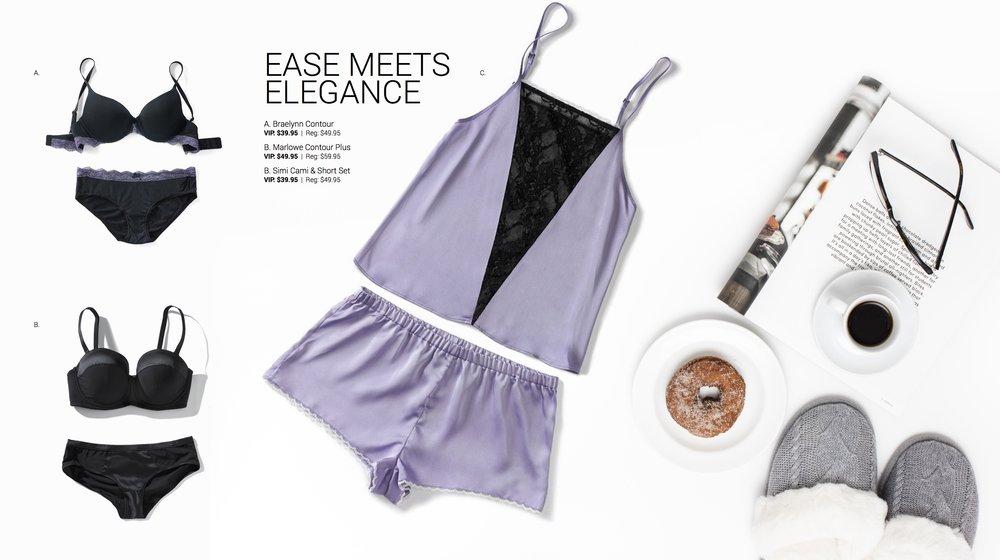 Adore Me Spring 2017 Elegance