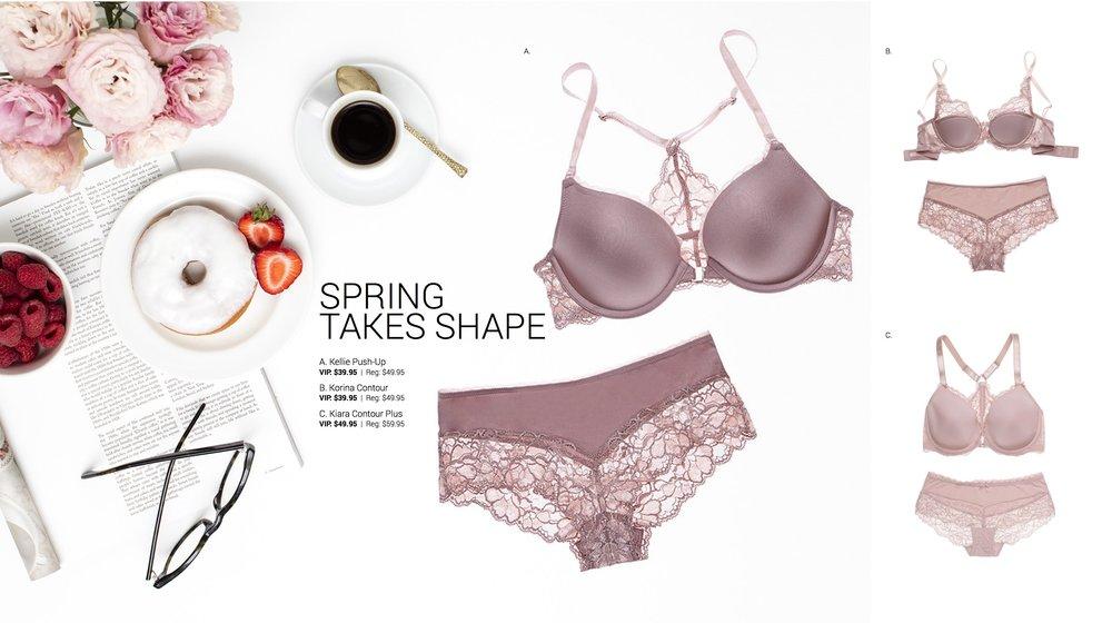 Adore Me Spring 2017 Shape