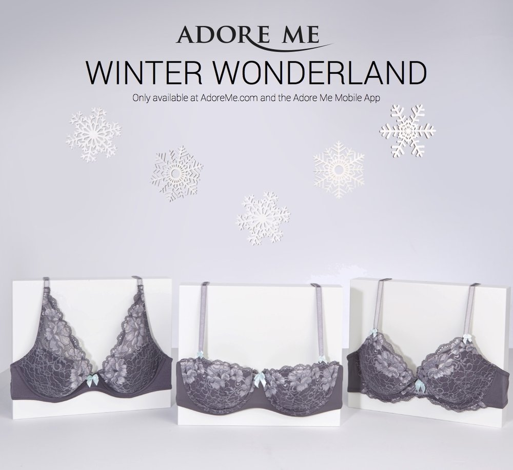 Adore Me Trend: Winter Wonderland
