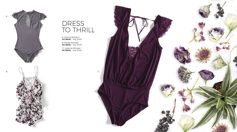 Adore Me Fall 2017 Thrill