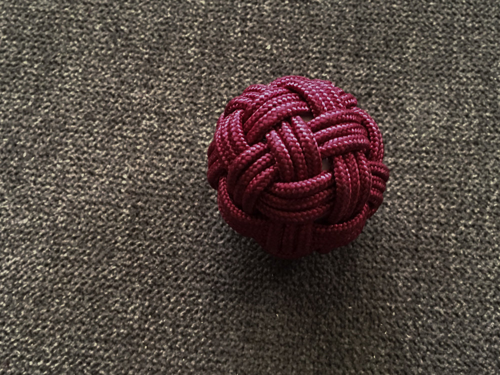 30 Facet Globe Knot
