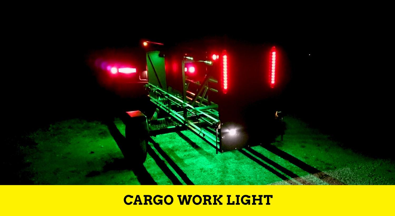 Huckwagons Mountain Bike Shuttle Trailers Electric Tongue Jack Wiring Trailer Cargo Work Lightcargo Light