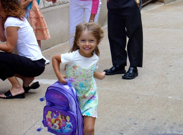 From pre-school to college - where has the time gone?