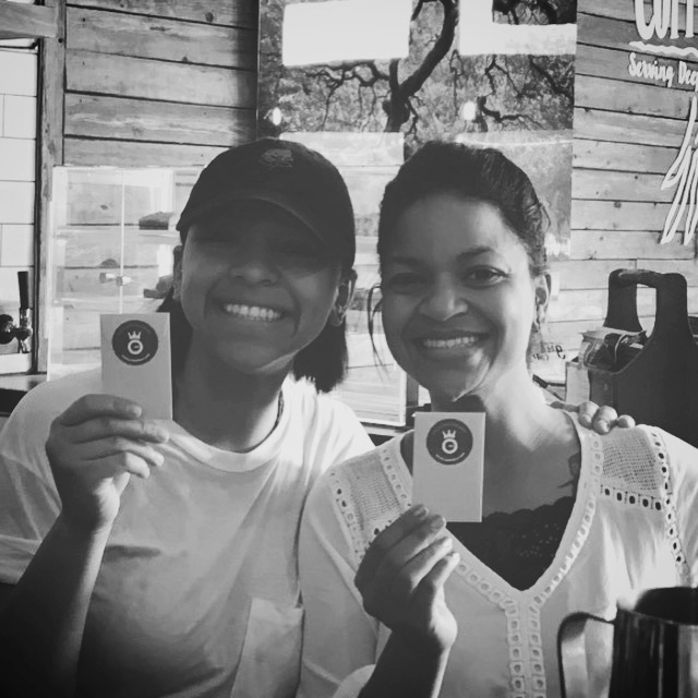 Stormy and Michelle at Felida Coffee House got a #Noblehourhigh5 for covering the cost of a drink for someone who forgot their wallet. In addition, they ALWAYS go out of their way to cheer everyone.