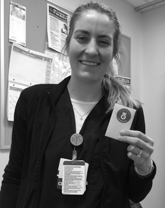 We love  #nurses ! Every day they dedicate themselves to helping others! This amazing nurse in Chicago gets  a  #NobleHourHigh5  for going out of her way to make a patient feel comfortable during a procedure.  #Kindness  always makes a difference!  The Random Acts of Kindness Foundation  #RAKWeek2018