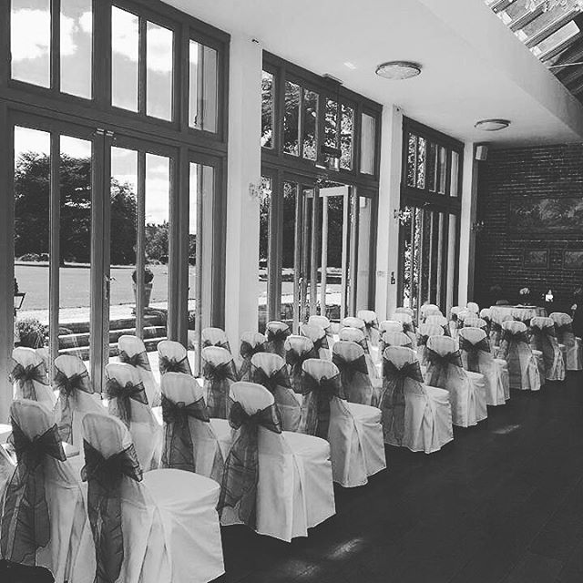 The ceremony set up. Cake shot! #wedding #weddingcake #cake #cutthecake #ceremony #chair #chaircover #cuttingthecake #bride #groom #brideandgroom #blackandwhite #married #ido #offleyplace #offley #hitchin #herts #beautiful #cute #weddingplans # #photo #picture #instaphoto # #instabeauty #weddingvenue #photographer #camera #capturethemoment #specialmoments