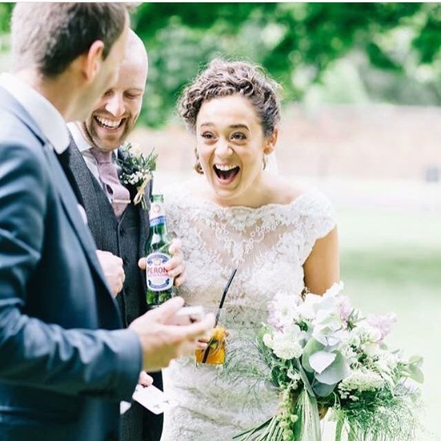 Our beautiful bride stunned by another great magic trick from lee smith #magician #wedding #weddingceremony #weddingreception #receptiondrinks #entertainment #weddingentertainment #entertainer #magic #amazing #bride #groom #offleyplace #hitchin #herts