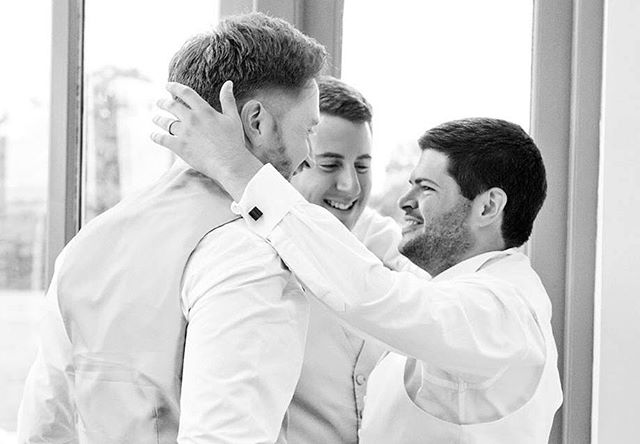 The groom and his groomsmen #groom #groomsmen #best #bestfriends #bestmen #bestman #wedding #weddingday #reception #wedding #weddingreception #weddingceremony #reception #ceremony #bride #groom