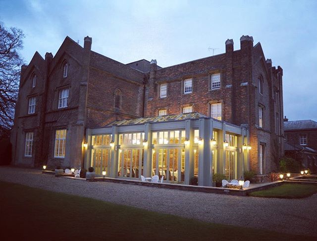 Offley Place by night #lights #outside #alfresco #alfrescodining #countryhousehotel #wedding #countryhouse #english #house #hotel #country #countryside #bride #groom #photo #photos #weddingphotos #weddingphotography #weddingphotographer #weddingshot #bridegroom #ido #ceremony #weddingceremony #weddingreception #weddingday #weddingdress #newlyweds
