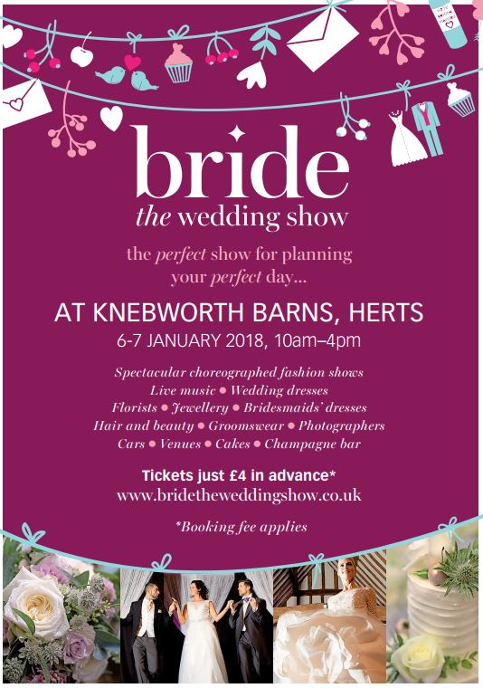 Come and say hello - The Wedding team will be at