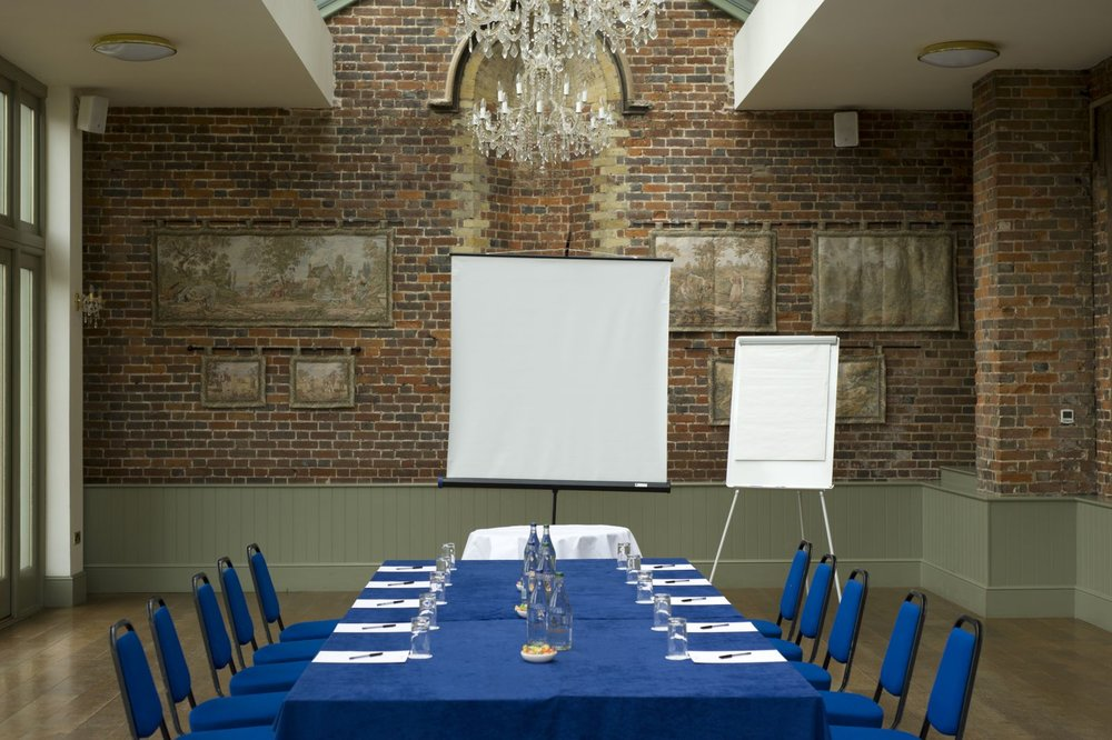Are you looking for a conference venue? - Please call us on 01462 768 787 to speak with our events team.