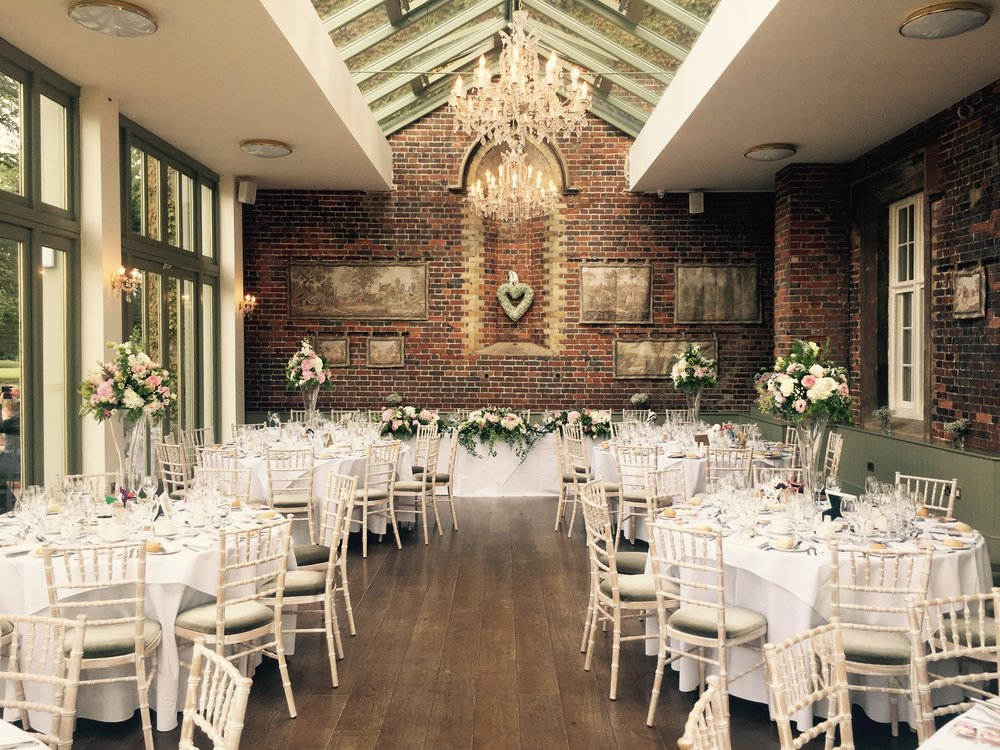 Conservatory wedding set up.jpg