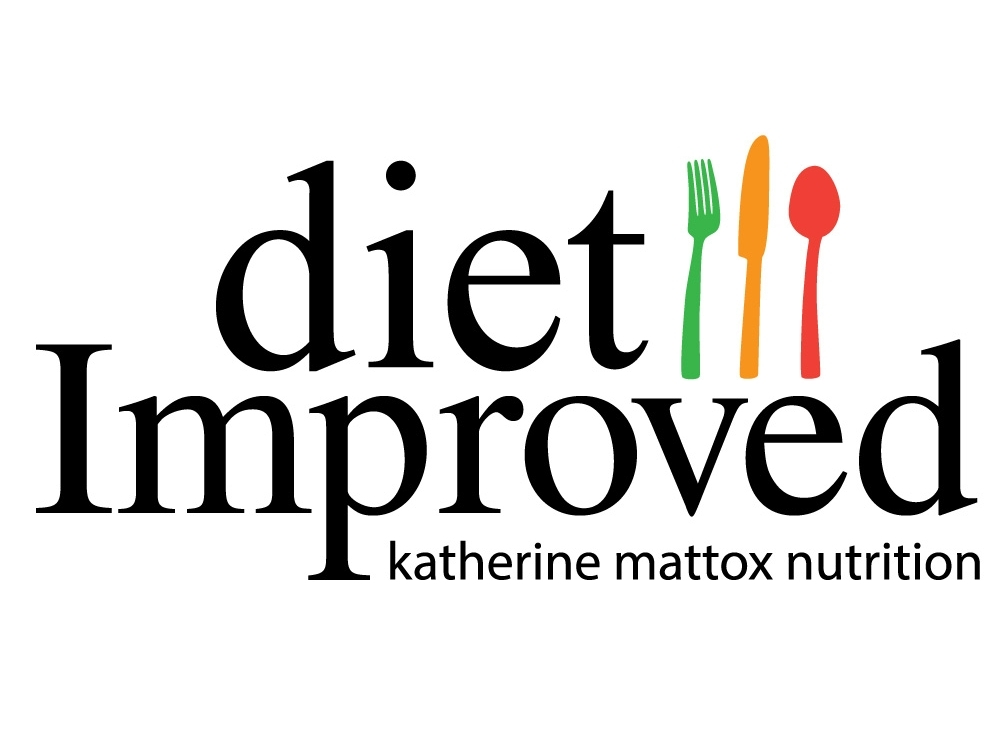Diet Improved Logo