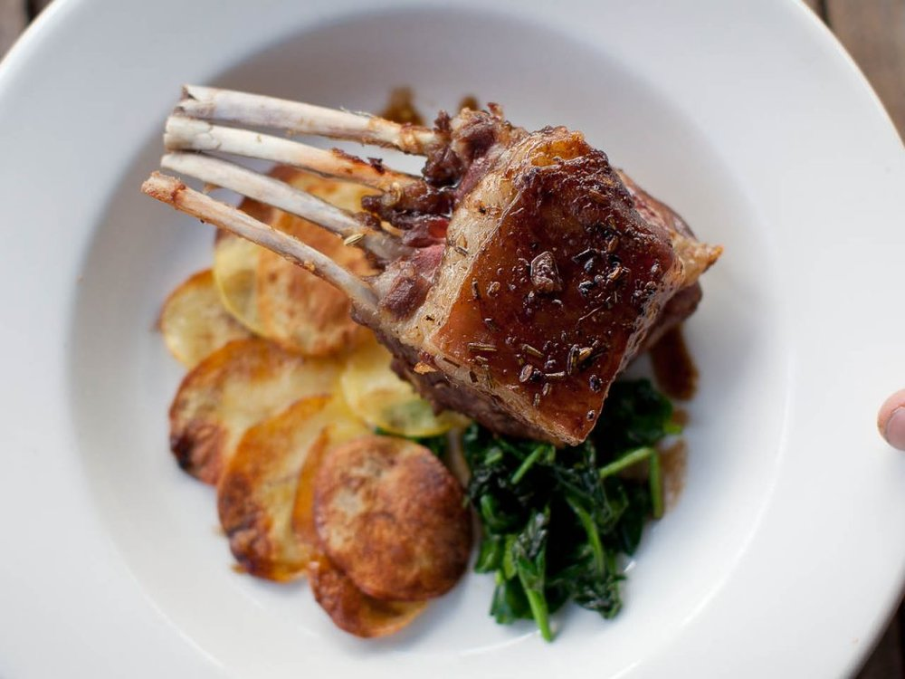 Goat rack featured on  Cabrito.co.uk (Photo by  Mike Lusmore )