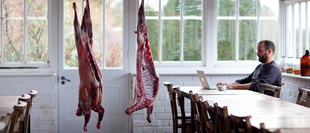 James Whetlor of  Cabrito (Photo by  Mike Lusmore )
