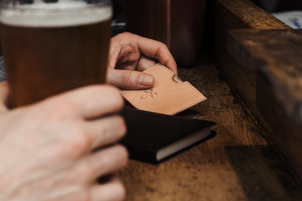 The Cardholder: A Photo Diary -