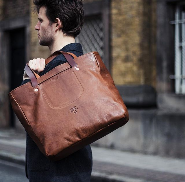 """The world doesn't need another """"luxury"""" leather goods brand. #rethinkleather 👊🏻"""
