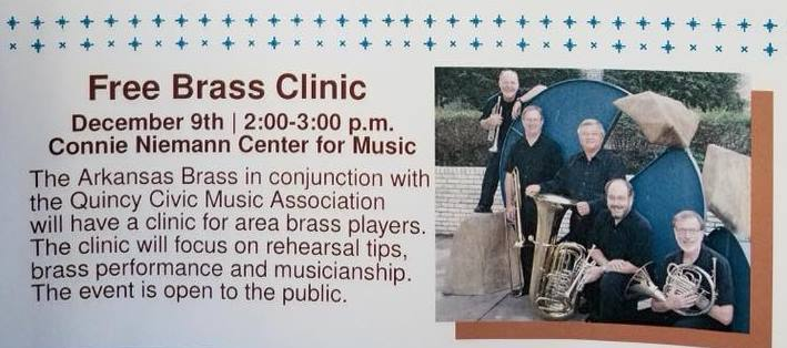 Quincy Civic Music Association, Clinic Info, Quincy, IL 12-09-2017.jpg
