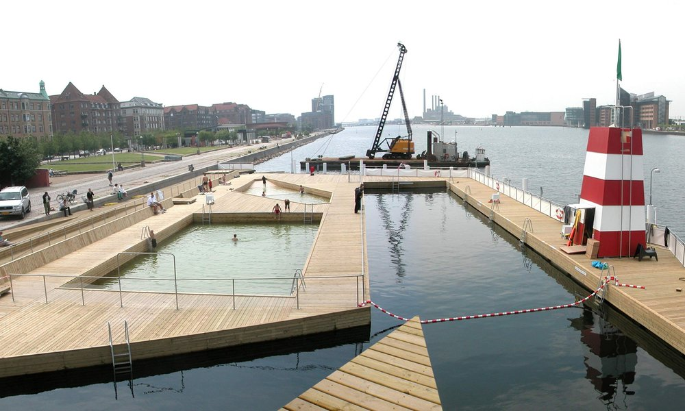 Harbour Baths Copenhagen