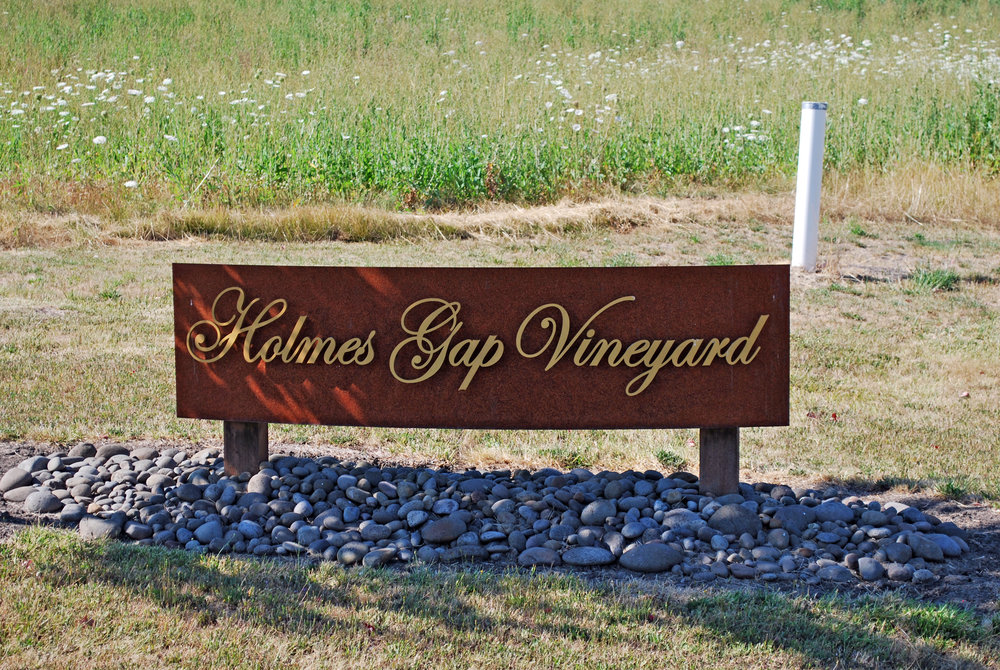 Holmes Gap Vineyard Sign Aug 2016.jpg