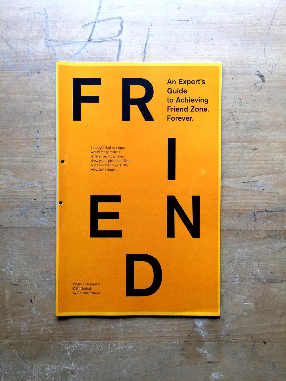 NUMBER 05 / FRIENDZONE NO. 01