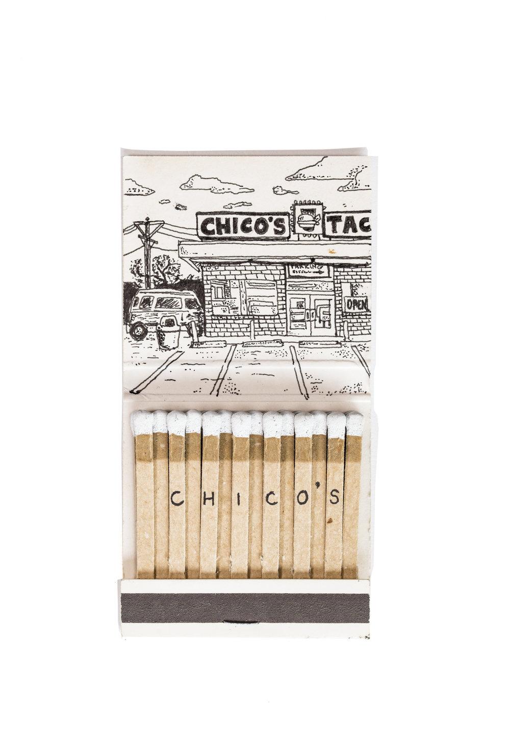 11. Chico's Tacos