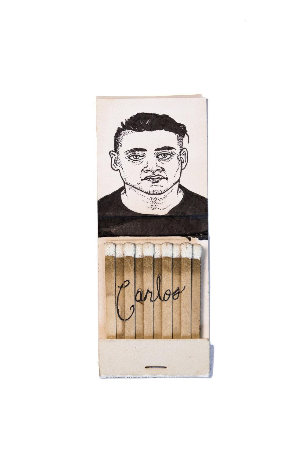 38. Carlos